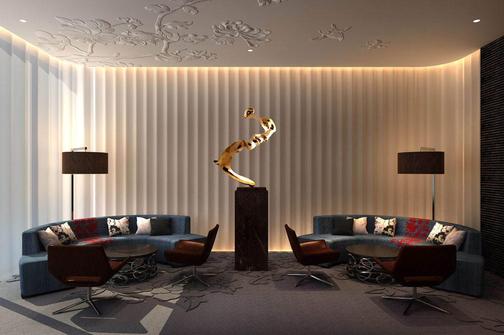 decorative wall panels design decorative wall panels by 3d surface - Modern Wall Paneling Designs